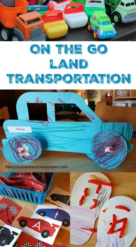 land transportation cars trucks