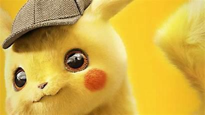 Pikachu Detective Pokemon 4k Wallpapers Laptop Desktop