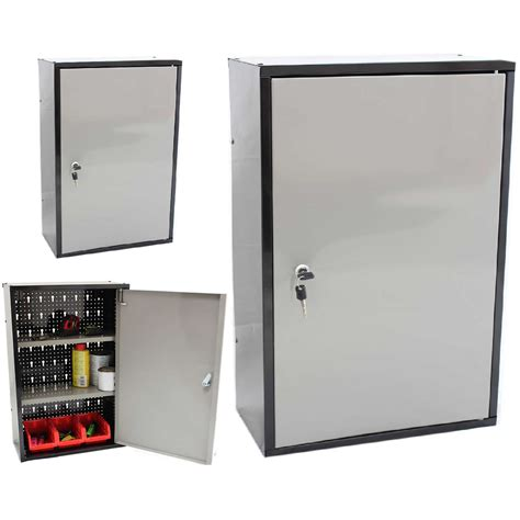 garage wall cabinets for sale gray metal garage storage cabinet with single door for