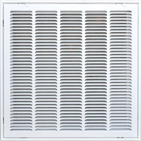 Decorative Return Air Grilles With Filter by Speedi Grille 20 In X 20 In Return Air Vent Filter