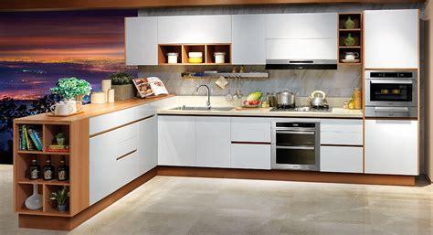 white laminate kitchen cabinets modern white flat laminate kitchen cabinet op15 038 1431