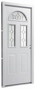 porte d39entree metal droite brico depot With brico depot porte d entrée
