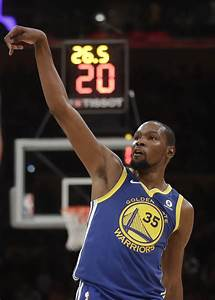 NBA Roundup KD Lifts Warriors Over Lakers 116 114 In OT