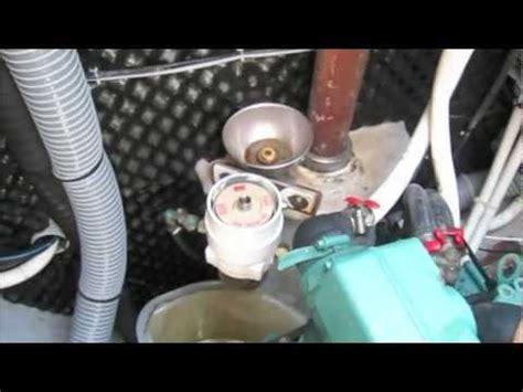 sv honeymoon engine maintenance volvo penta md ep