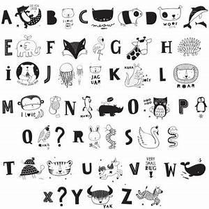 Set Lettres Lightbox : set de lettres pour lightbox abc noir ~ Teatrodelosmanantiales.com Idées de Décoration