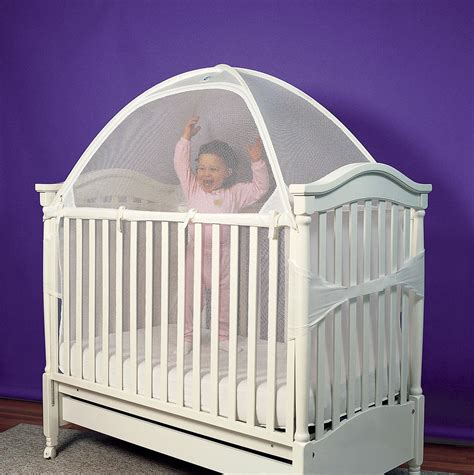crib tents install a crib tent 5 ways to keep kids in their cribs