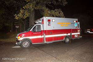 Ambulance stolen from local hospital (more ...