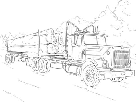 kleurplaat scania  scania gratis malvorlage  lastwagen transportmittel kleurplatenlcom