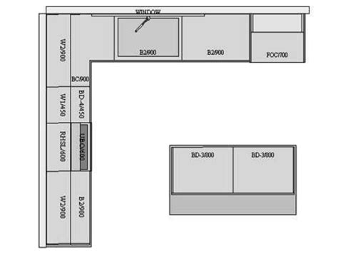 Kitchen Designs Plans