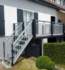 anbaubalkon mit treppe die balkonmacher aktuelle projekte balkon fotos