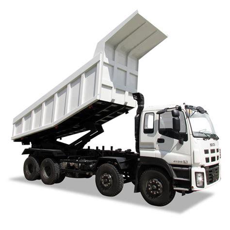 dump truck dump truck 20 scoop end isuzu cyh centro