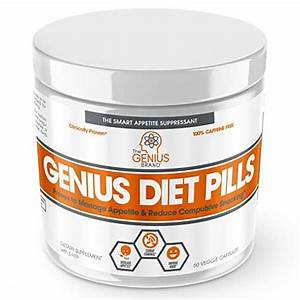 Genius Diet Pill Review 2019