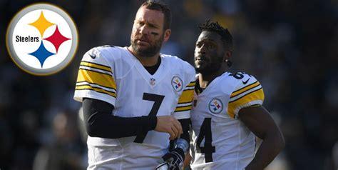 Antonio Brown Trade Rumors - Steelers to Consider Trading ...