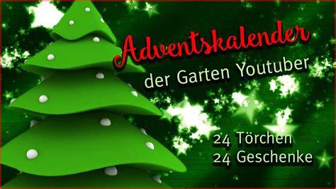 Der Garten Trailer by Adventskalender Der Garten Youtuber Trailer