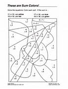 Math Code Worksheets Color Code Math Worksheets With Coloring Can You Crack The Code Multiplication Facts 6s Printables Math Worksheet Math Worksheet Dk11 Math Secret Code Worksheets Crack The Code With Addition And Subtraction Worksheet Education