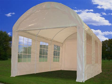 carport dome shelter