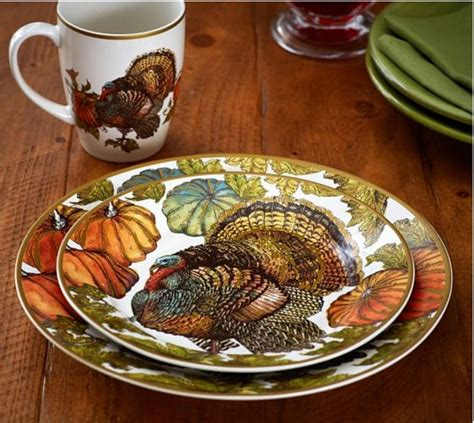 Pottery Barn Thanksgiving Plates by Get Ready For Entertaining Dining Everything Is