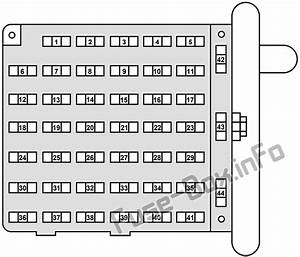 Fuse Box Diagram  U0026gt  Ford E