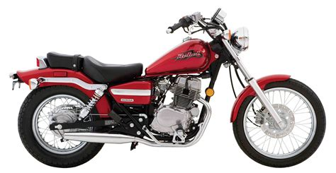 2007 Honda Rebel Review