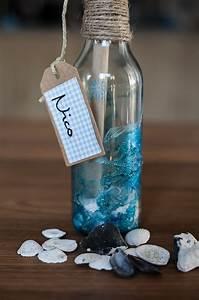 Basteln Mit Nagellack : flaschenpost basteln handmade kultur ~ Somuchworld.com Haus und Dekorationen