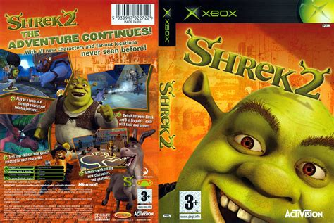 List Of Synonyms And Antonyms Of The Word Shrek 2 Xbox 360