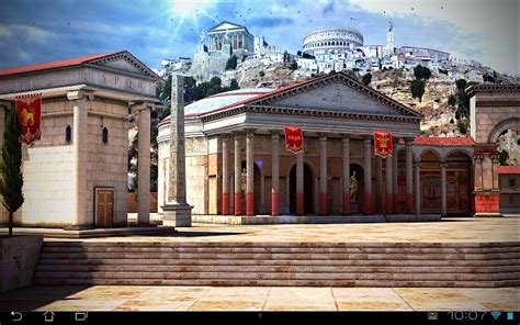 Ancient Rome Wallpaper Hd Rome 3d Live Wallpaper Android Forums At Androidcentral Com