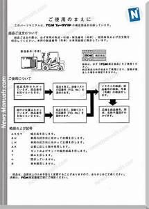 Tcm Forklift Fg20c6h Fd20c6h Models Parts Manual