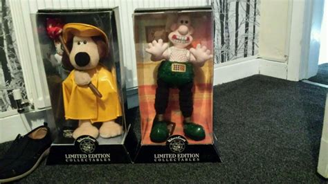 wallace gromit collectables  ayr south ayrshire