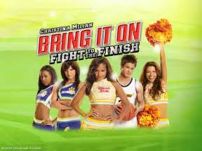 Bring It On Fight to the Finish Movie
