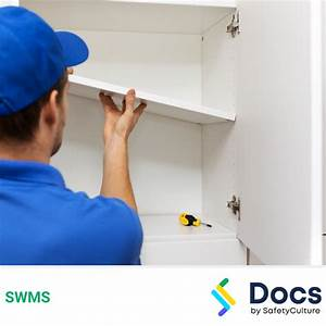 Cabinet  Commercial  Domestic  Installation Swms