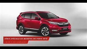 Nouveau Honda Cr V : essai du nouveau honda cr v 1 5l vtec turbo 2019 youtube ~ Melissatoandfro.com Idées de Décoration
