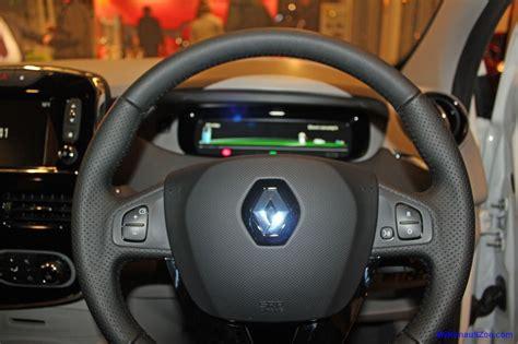 renault zoe interior renault zoe recarga coches electricos page 4