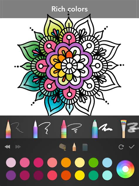 gallery  coloring program  pc coloring page
