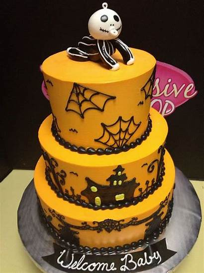 Shower Halloween Cake Cakes Christmas Flickr October