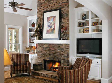 Stone Fireplace Ideas For A Cozy, Nature-inspired Home
