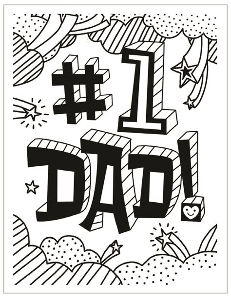 fathers day coloring pages hallmark ideas inspiration