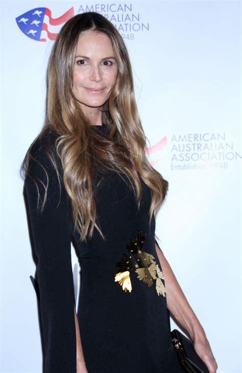 Elle Macpherson American Australian Arts Awards New