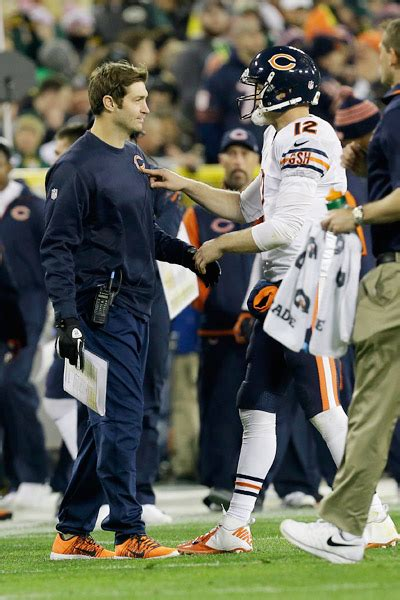 chicago bears offense takes pressure  qbs