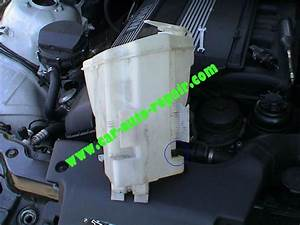 How To Replace Windshield Washer Tank Or Pump On Bmw E46