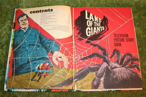 land   giants picture story book  storping museum