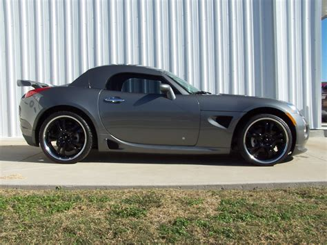 The Jazz Pontiac Solstice From The Transformers Movie T