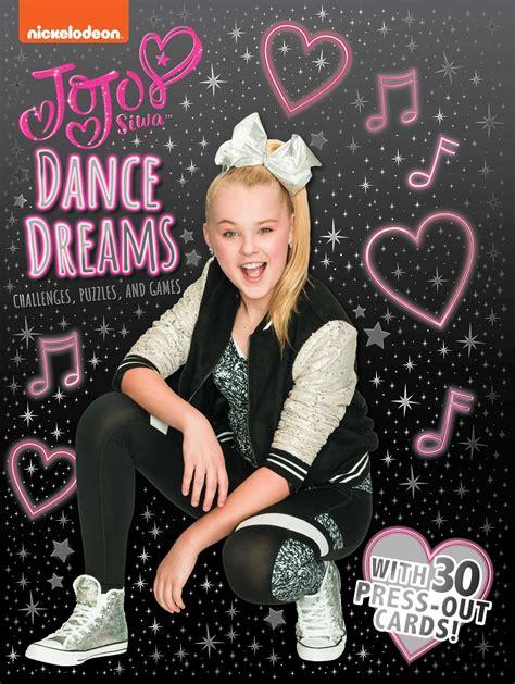 dance dreams book  buzzpop official publisher page