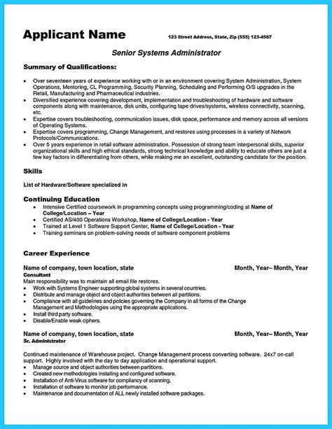 100 database administrator resume exle effect of