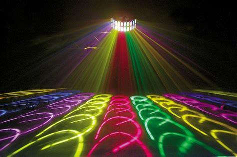 Restaurant Reservation Disco Lights