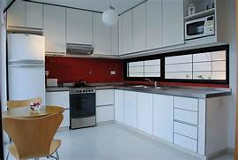 Simple Kitchen With Practical Furniture Simple Kitchen Designs For Indian Homes Kitchen Design Simple Kitchen Makeover Ideas For Small Spaces With Ceramic Floor The Behr Paint Color Gallery Sample Kitchen Designs Kitchen Layouts