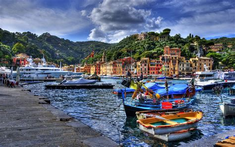 Portofino Photo by Portofino Travel Hd Wallpapers
