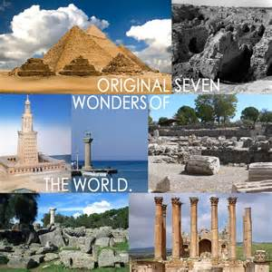 Original Seven Wonders World