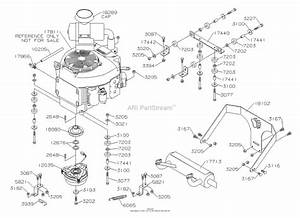 Dixon Grizzly 60  2005  Parts Diagram For Engine  Honda