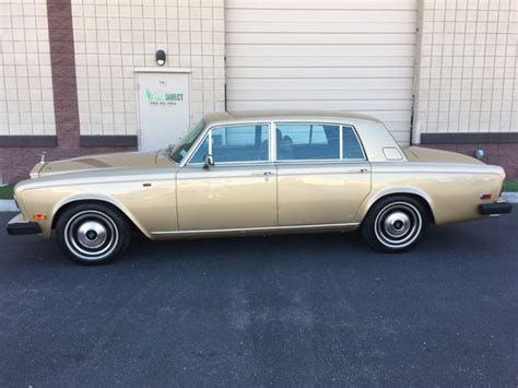 1979 Rolls Royce Silver Wraith Ii by Rolls Royce Silver Wraith Ii 1979