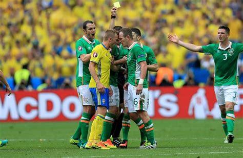 Republic Of Ireland V Sweden Match Report
